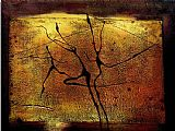 ancient Wall Art - Ancient hunters ii