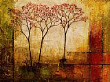 2010 Canvas Paintings - Mike Klung Morning Luster II