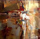 2010 Canvas Paintings - Venice