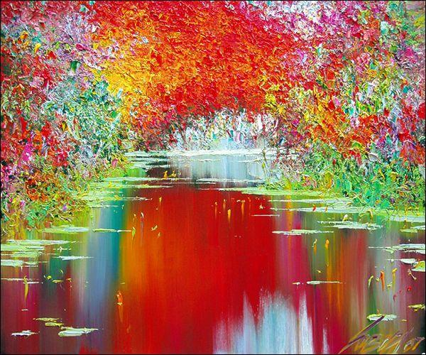 2011 Taras Loboda autumn sunrise