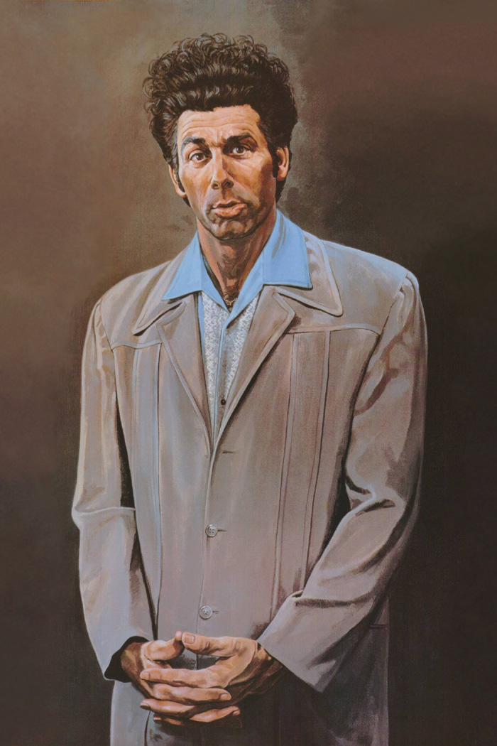 cosmo kramer painting | cosmo kramer framed paintings for sale