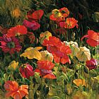 2011 Canvas Paintings - Iceland Poppies