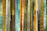 2011 James Burghardt New Refractions II painting
