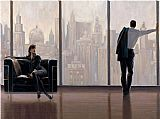2011 New York State of Mind painting