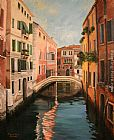 2011 venice morning painting