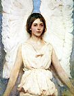 Famous Angel Paintings - Angel