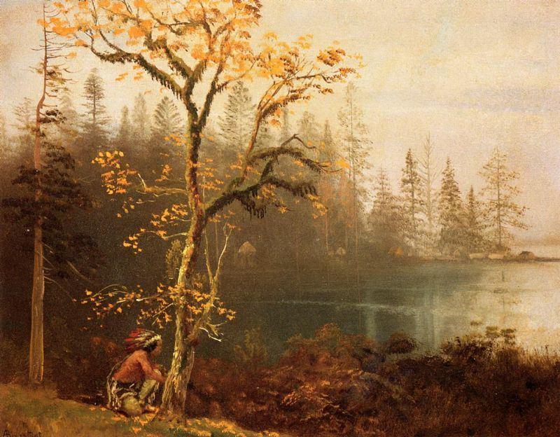 Albert bierstadt famous paintings for sale albert for Famous prints for sale