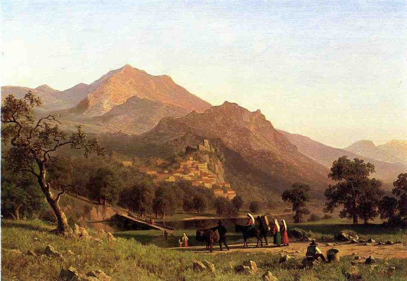 an analysis of albert bierstadts yosemite valley glacier point trail Albert bierstadt oil painting reproductions for sale, create oil paintings from your images, fine art by oil on canvas(albert bierstadt [american, 1830-1902]) - page 4.