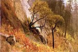 Study Canvas Paintings - Landscape Study, Yosemite, California