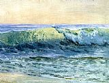 Albert Bierstadt The Wave painting