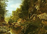 Alexander Helwig Wyant - In the Catskills
