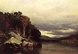Famous Lake Paintings - Lake George