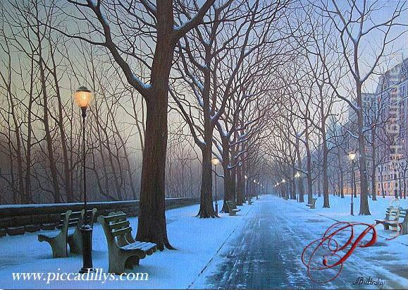 Famous Cold Paintings