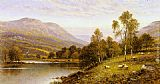 Alfred Glendening - Early Evening, Cumbria