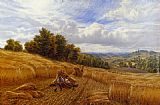 Alfred Glendening - Resting From The Harvest