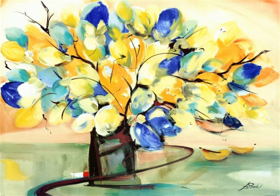 Famous Flower Paintings Famous Floral Paintings