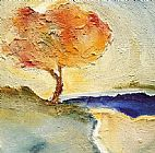 Alfred Gockel The Tree II painting