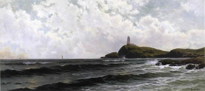 Famous Lighthouse Paintings Page 2