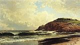 Alfred Thompson Bricher Light Winds painting