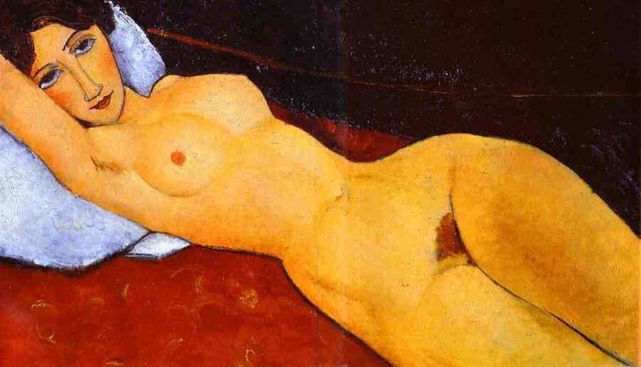 Famous Nude Paintings