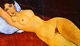 Famous Nude Paintings - Reclining Nude