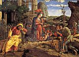 Famous Adoration Paintings - The Adoration of the Shepherds