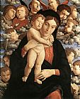 Andrea Mantegna - The Madonna of the Cherubim