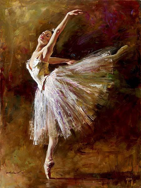 Andrew Atroshenko Canvas Paintings