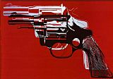 Andy Warhol Famous Paintings - Guns