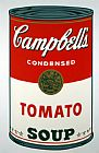 Andy Warhol Famous Paintings - Tomato Soup