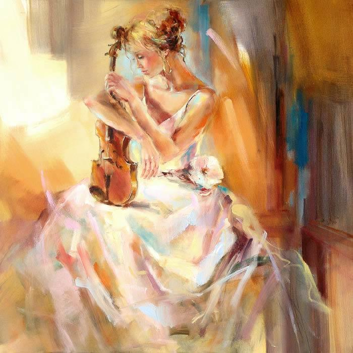 Anna Razumovskaya Famous Paintings