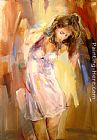 Famous Angel Paintings - Morning Angel
