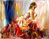 Anna Razumovskaya Famous Paintings - Praying For Love