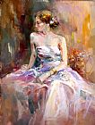 Anna Razumovskaya Velvet Dream painting