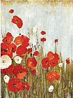 wind Wall Art - Poppies in the Wind