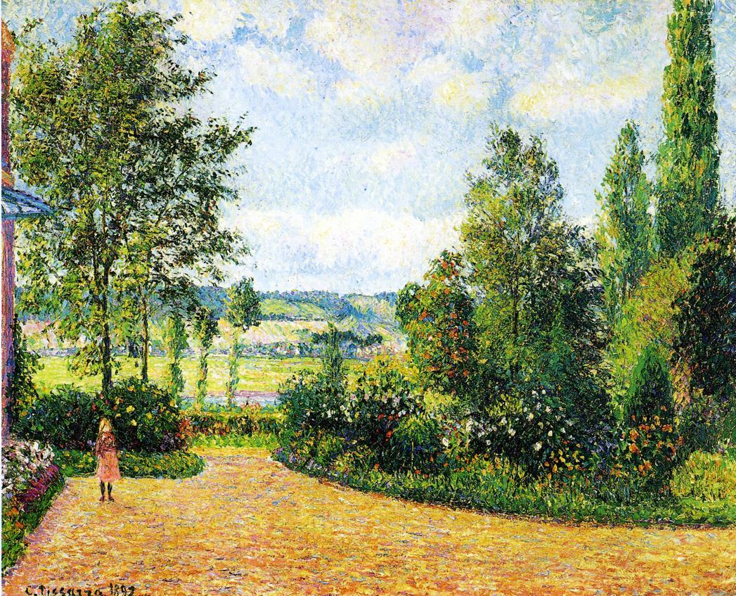 Camille pissarro famous paintings for sale camille for Prints of famous paintings for sale
