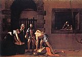 John Canvas Paintings - Beheading of Saint John the Baptist