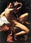 John Canvas Paintings - St. John the Baptist