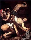 Caravaggio - The Crucifixion of Saint Peter