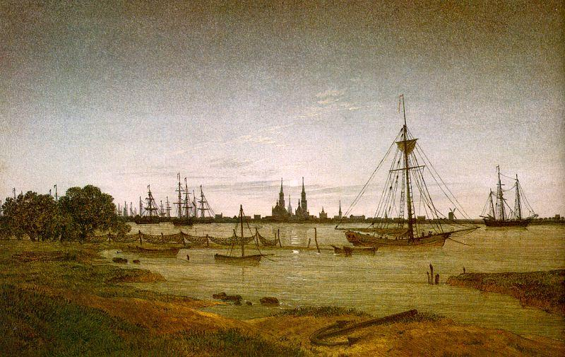 Famous Port Paintings
