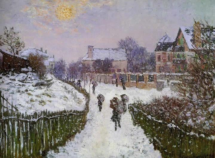 famous snow paintings for sale | famous snow paintings
