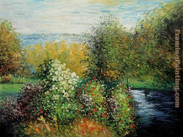 Claude Monet Wall Art