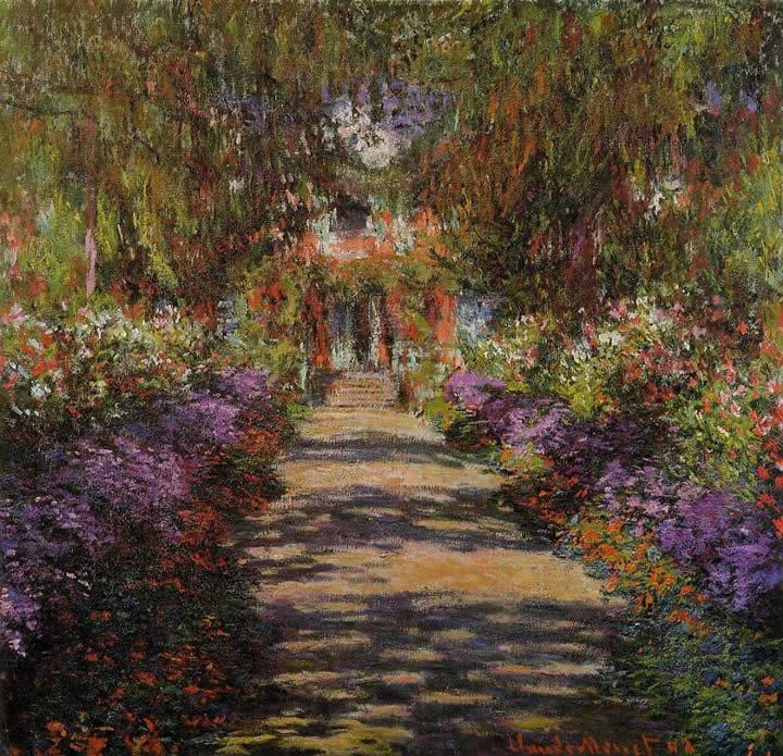 Famous Garden Paintings page 9