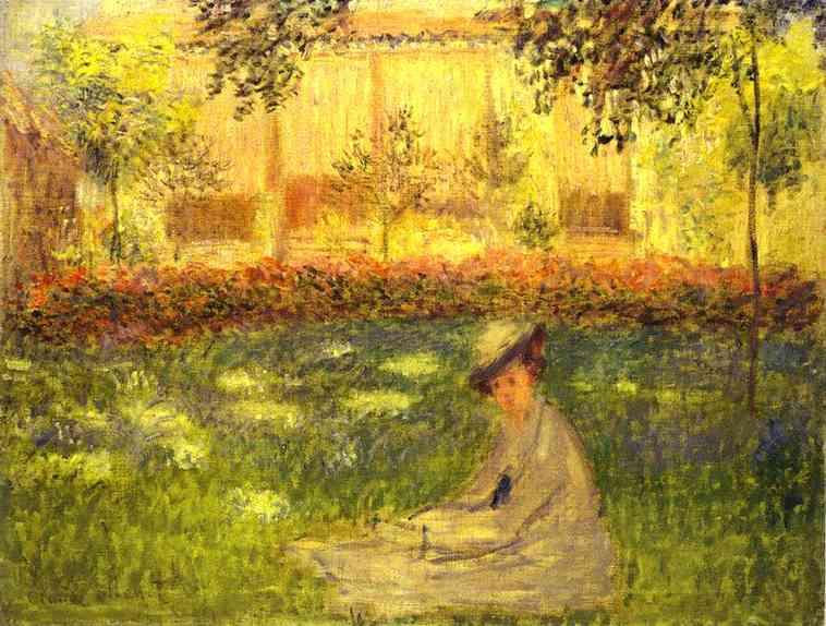 Famous Garden Paintings page 7