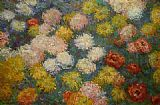 sant Canvas Paintings - Chrysanthemums 3