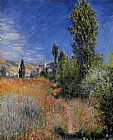 cape Canvas Paintings - Landscape on the Ile Saint-Martin