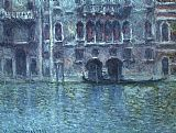 Famous Venice Paintings - Palazzo da Mula at Venice