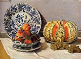Famous Life Paintings - Still Life With Melon