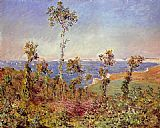 Claude Monet The Fonds at Varengeville painting