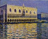 palazzo Canvas Paintings - The Palazzo Ducale